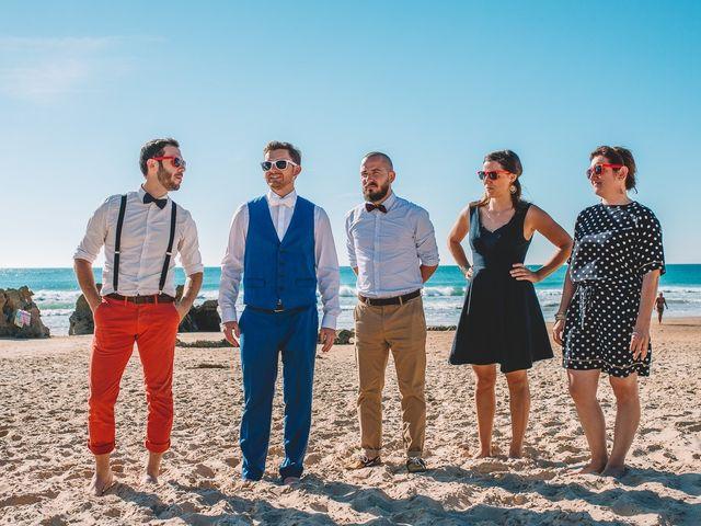 La boda de Nicolás y Marie en Conil De La Frontera, Cádiz 71