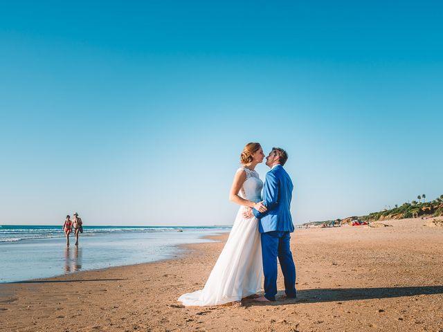 La boda de Nicolás y Marie en Conil De La Frontera, Cádiz 95
