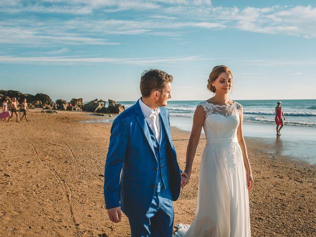 La boda de Nicolás y Marie en Conil De La Frontera, Cádiz 98