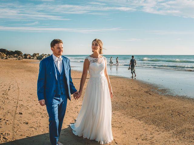 La boda de Nicolás y Marie en Conil De La Frontera, Cádiz 99