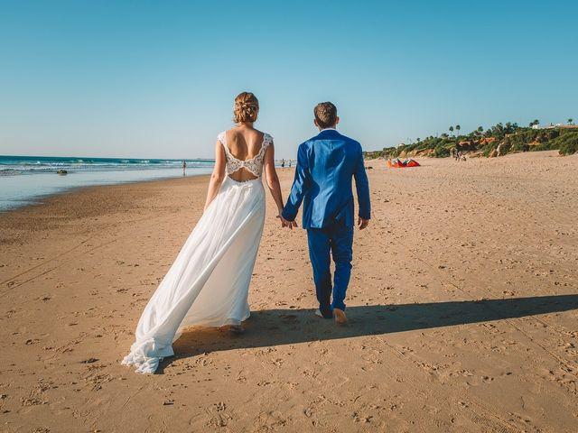 La boda de Nicolás y Marie en Conil De La Frontera, Cádiz 100
