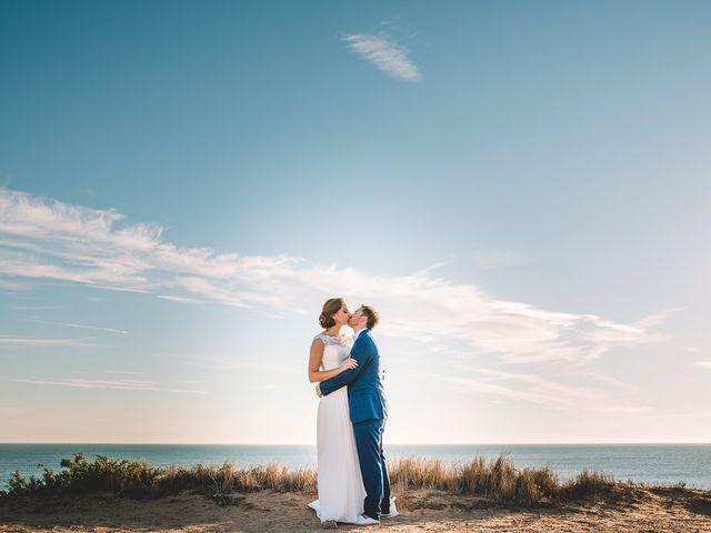 La boda de Nicolás y Marie en Conil De La Frontera, Cádiz 101