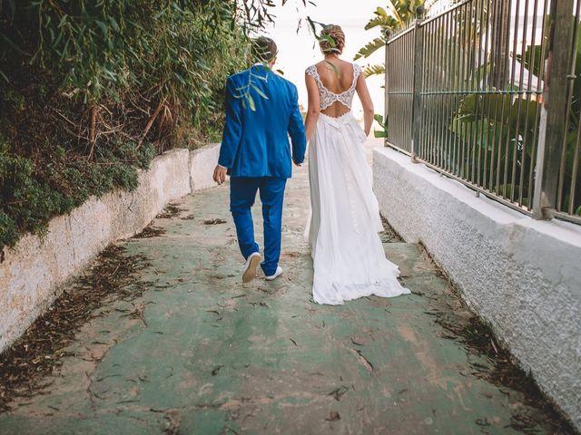 La boda de Nicolás y Marie en Conil De La Frontera, Cádiz 102
