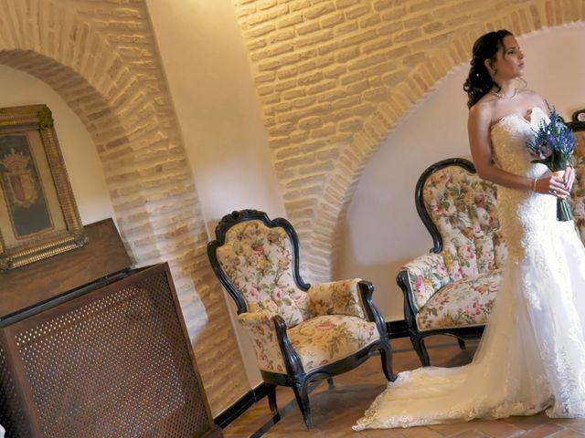 La boda de Víctor y Jessica en Fuentes De Andalucia, Sevilla 7