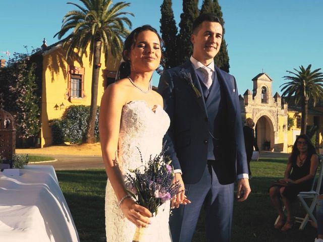 La boda de Jessica y Víctor