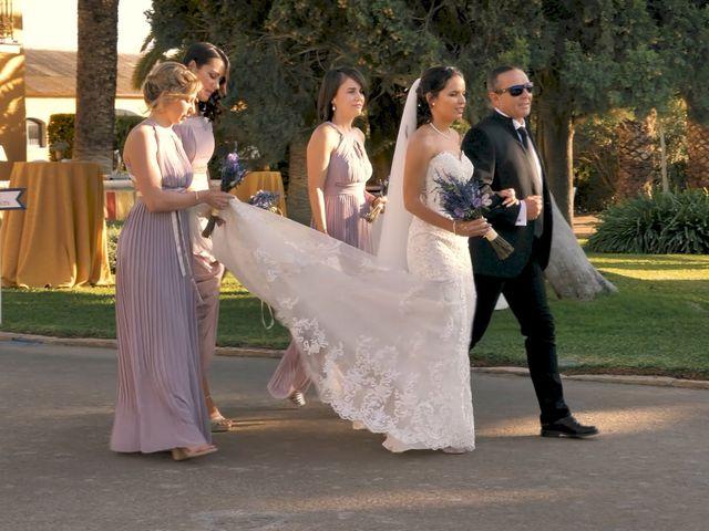 La boda de Víctor y Jessica en Fuentes De Andalucia, Sevilla 11