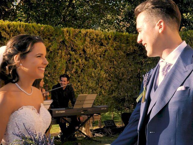 La boda de Víctor y Jessica en Fuentes De Andalucia, Sevilla 13