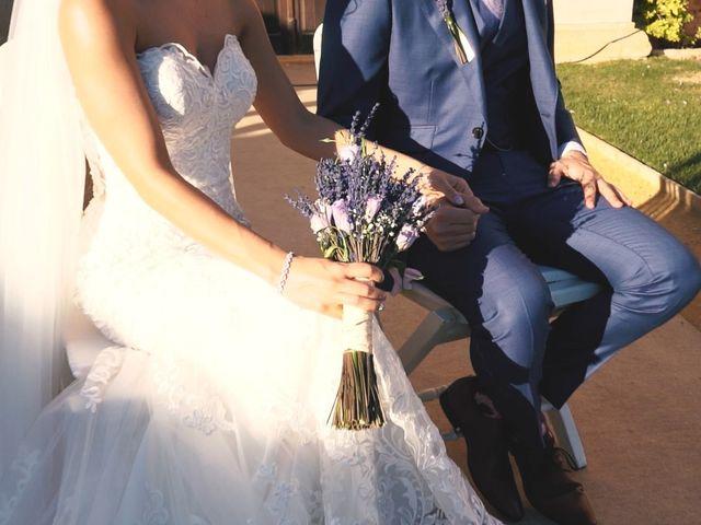 La boda de Víctor y Jessica en Fuentes De Andalucia, Sevilla 14