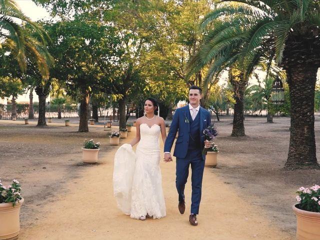La boda de Víctor y Jessica en Fuentes De Andalucia, Sevilla 3