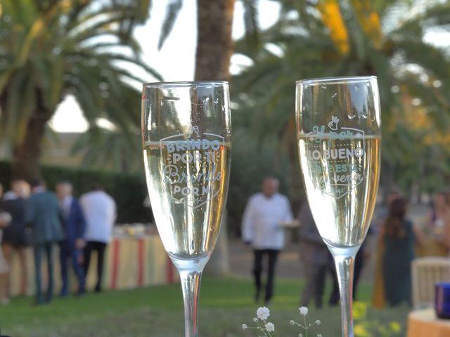 La boda de Víctor y Jessica en Fuentes De Andalucia, Sevilla 22