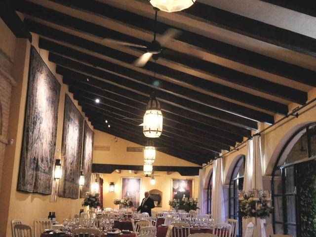 La boda de Víctor y Jessica en Fuentes De Andalucia, Sevilla 24