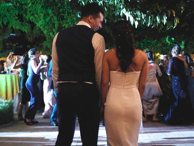 La boda de Víctor y Jessica en Fuentes De Andalucia, Sevilla 28