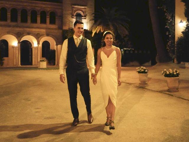 La boda de Víctor y Jessica en Fuentes De Andalucia, Sevilla 29