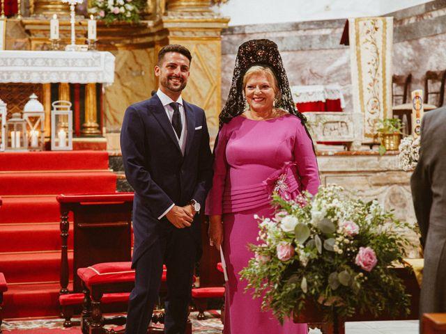 La boda de José Antonio y Salomé en Corte De Peleas, Badajoz 25