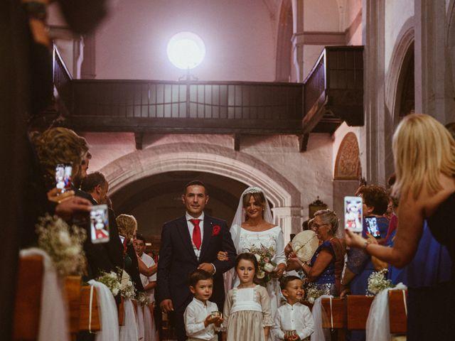 La boda de José Antonio y Salomé en Corte De Peleas, Badajoz 28