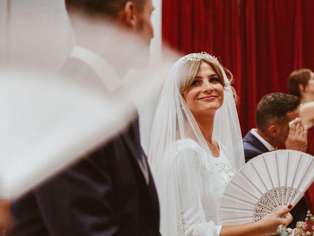 La boda de José Antonio y Salomé en Corte De Peleas, Badajoz 30