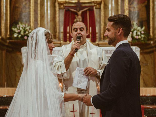La boda de José Antonio y Salomé en Corte De Peleas, Badajoz 31
