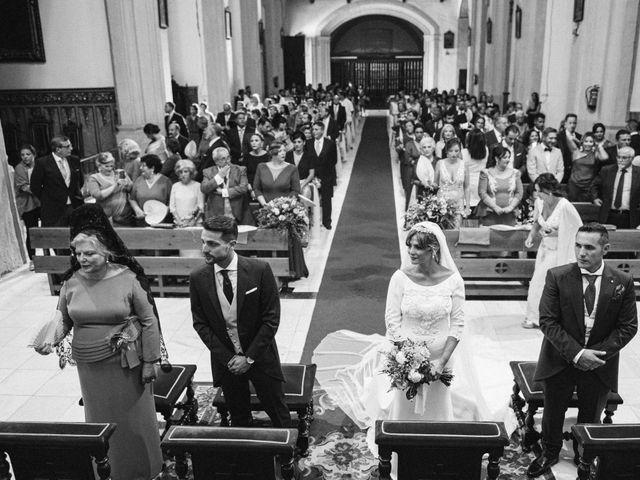 La boda de José Antonio y Salomé en Corte De Peleas, Badajoz 34