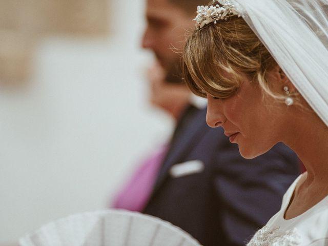 La boda de José Antonio y Salomé en Corte De Peleas, Badajoz 35