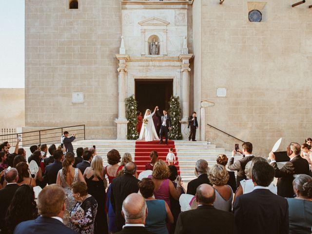 La boda de José Antonio y Salomé en Corte De Peleas, Badajoz 40