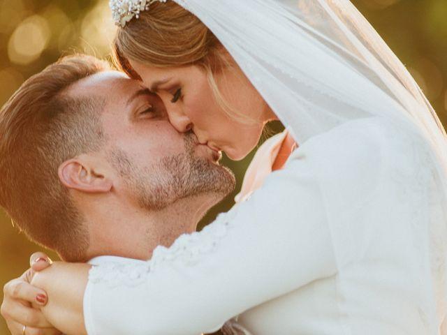 La boda de Salomé y José Antonio