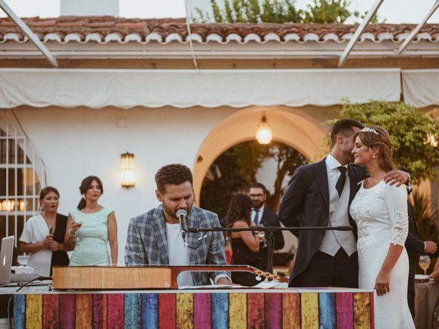 La boda de José Antonio y Salomé en Corte De Peleas, Badajoz 54