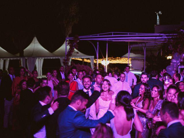 La boda de José Antonio y Salomé en Corte De Peleas, Badajoz 77