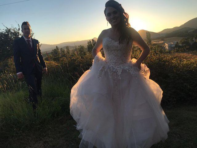 La boda de Oihane y Juancar