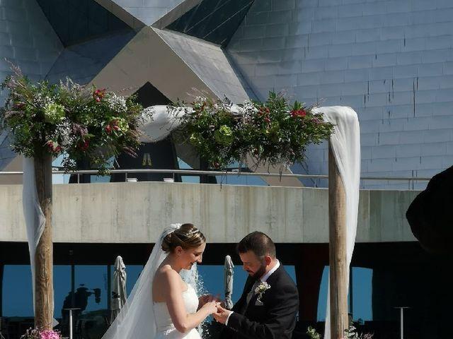 La boda de Cristian y Cristina en Barbastro, Huesca 1