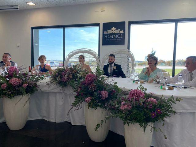 La boda de Cristian y Cristina en Barbastro, Huesca 11