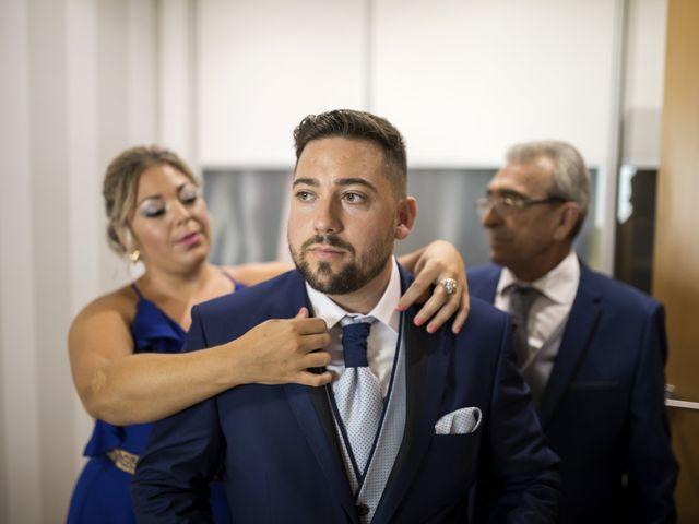 La boda de Juan y María José en Otura, Granada 5