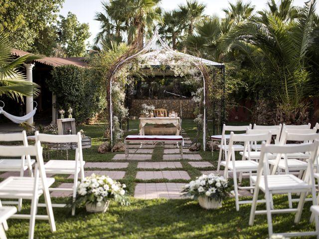 La boda de Juan y María José en Otura, Granada 11