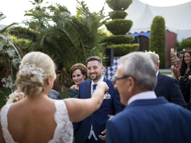 La boda de Juan y María José en Otura, Granada 19