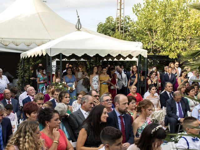 La boda de Juan y María José en Otura, Granada 22