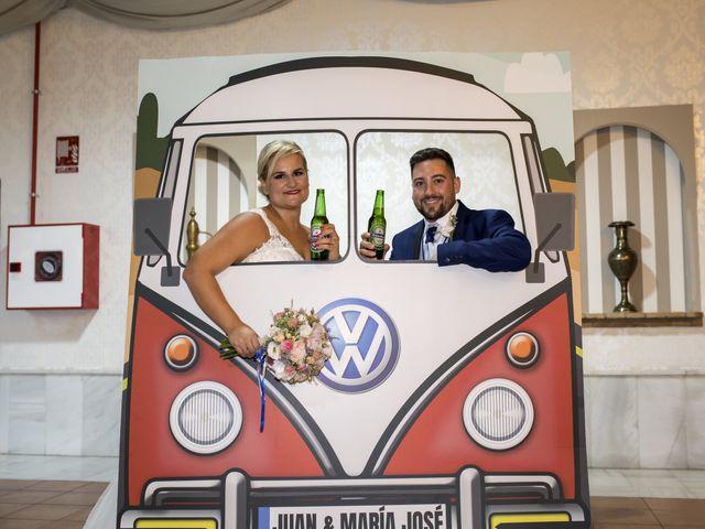 La boda de Juan y María José en Otura, Granada 30