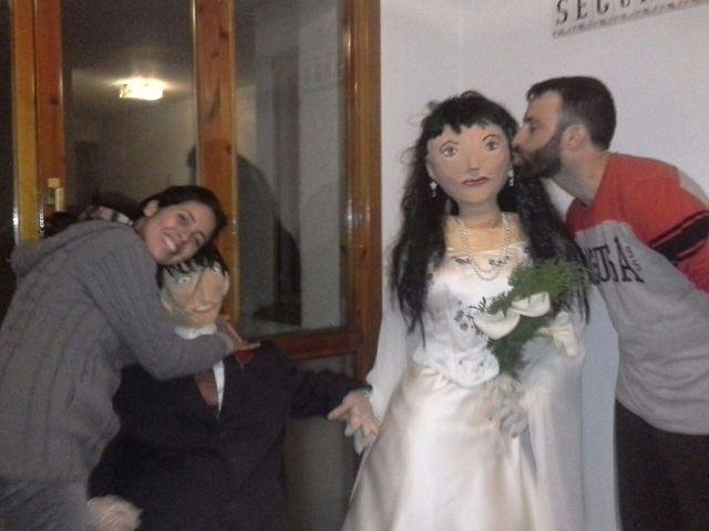 La boda de Oscar  y Cecilia en Labuerda, Huesca 1