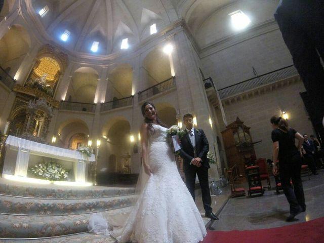 La boda de Cesar y Marilen en Alacant/alicante, Alicante 4