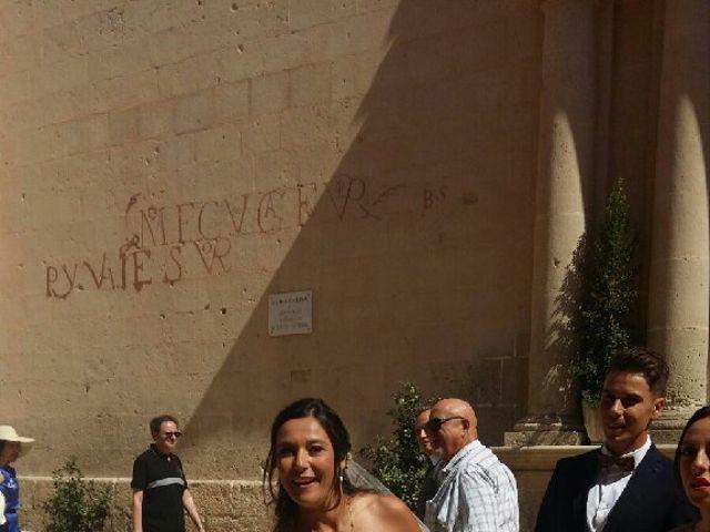 La boda de Cesar y Marilen en Alacant/alicante, Alicante 5