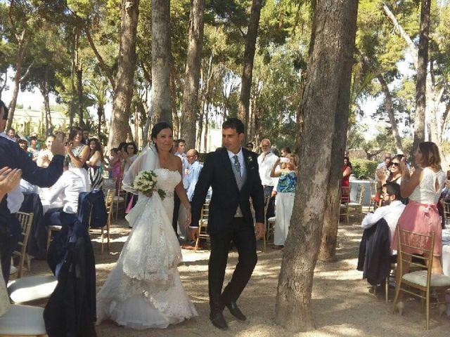 La boda de Cesar y Marilen en Alacant/alicante, Alicante 2