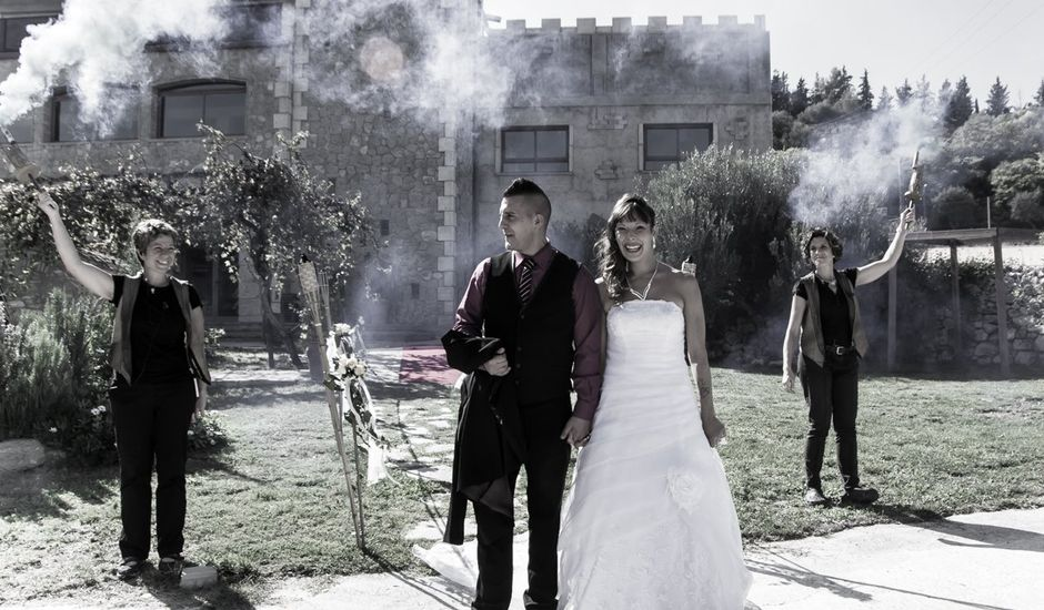 La boda de Cristina y Sebastian en Cubelles, Barcelona