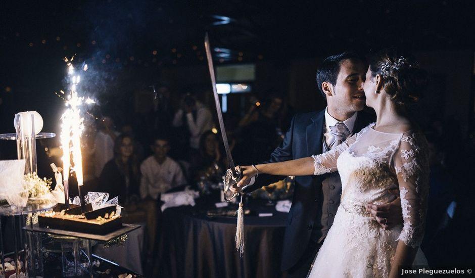 La boda de Óscar y Sheila en Altafulla, Tarragona