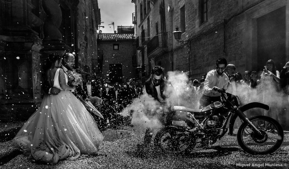La boda de Pere y Irene en Horta De Sant Joan, Tarragona