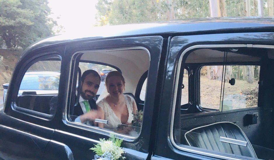 La boda de Walter  y Cris en A Coruña, A Coruña