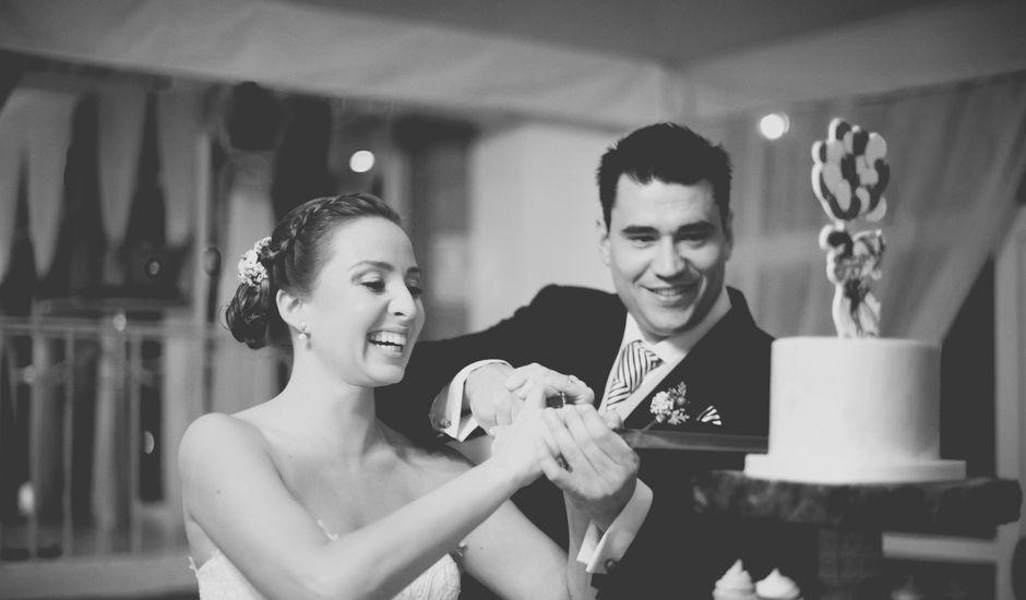 La boda de Iván y Mónica en Las Rozas De Madrid, Madrid