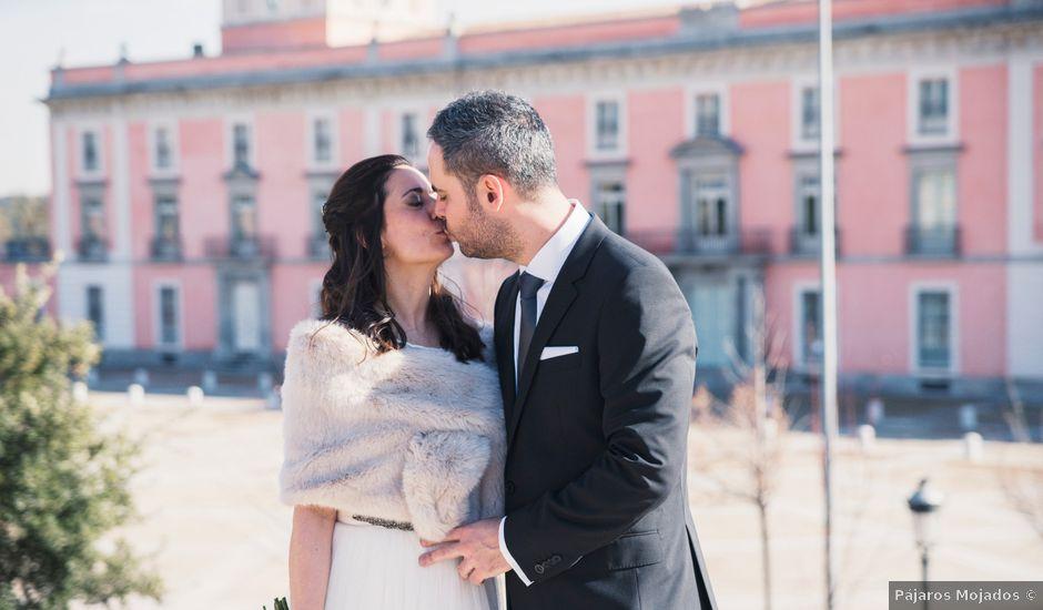 La boda de Angel y Cristina en Boadilla Del Monte, Madrid