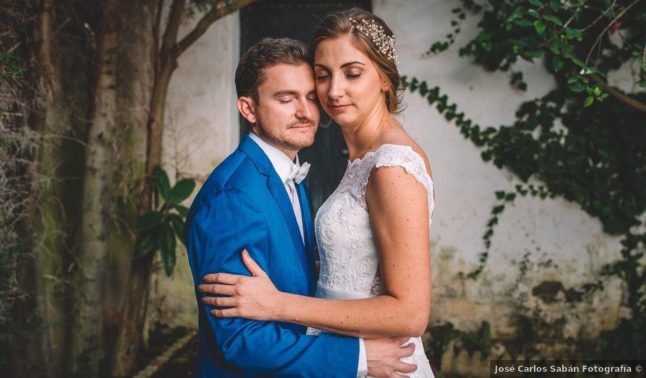 La boda de Nicolás y Marie en Conil De La Frontera, Cádiz