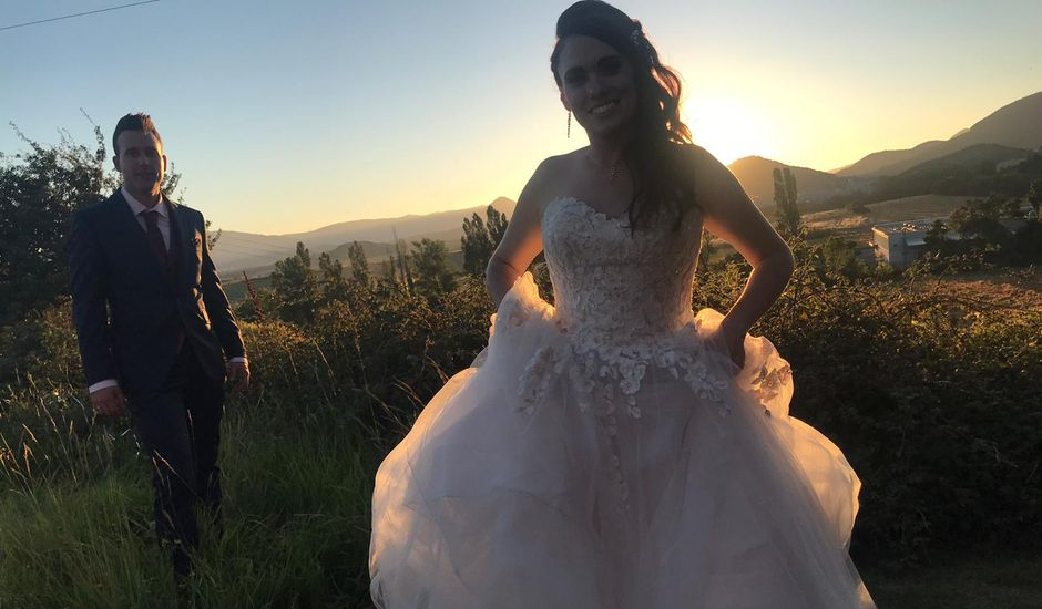La boda de Juancar y Oihane en Pamplona, Navarra