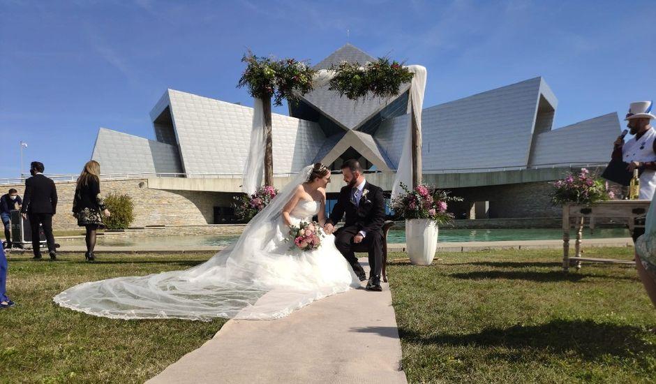 La boda de Cristian y Cristina en Barbastro, Huesca