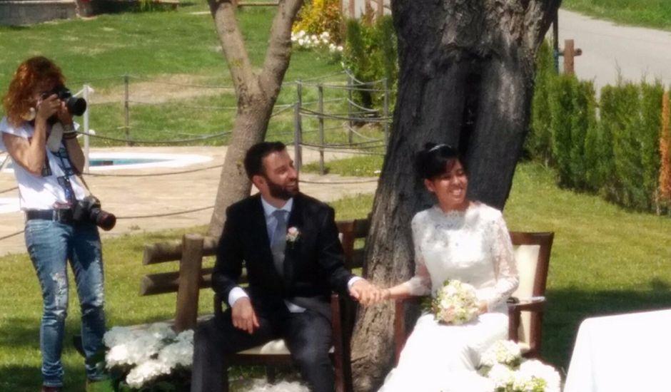 La boda de Oscar  y Cecilia en Labuerda, Huesca