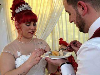 La boda de Ainhoa y Esteban